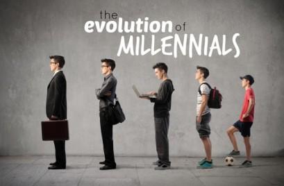 evolucion generacion millennial